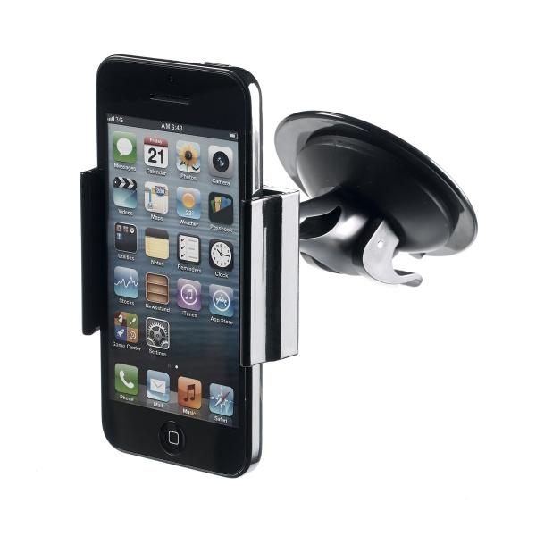 Univerzální držák s přísavkou CELLY FLEX14 pro mobilní telefony a smartphony, flexibilní rameno