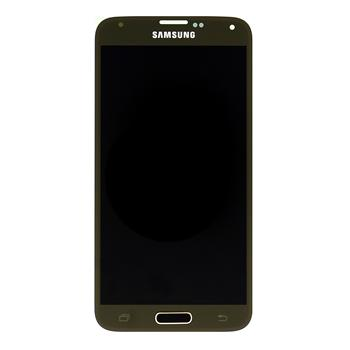 LCD + dotyková deska pro Samsung Galaxy S5 gold