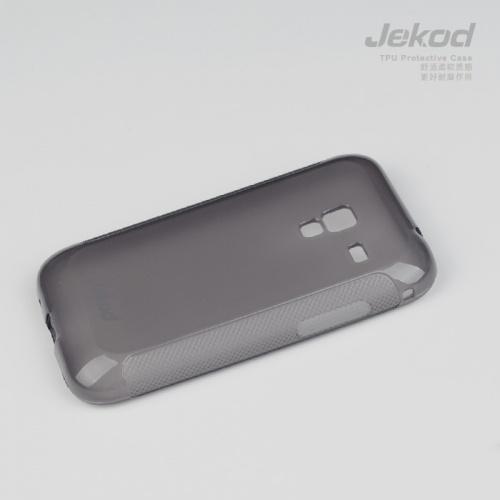 JEKOD TPU Ochranné Pouzdro Black pro Sony Xperia Z3