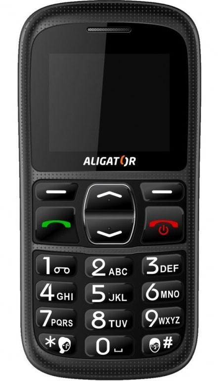 Aligator A420 Black