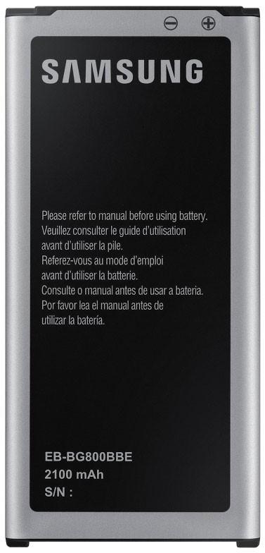 Originální baterie EB-BG800BBE, Li-Ion 2100mAh