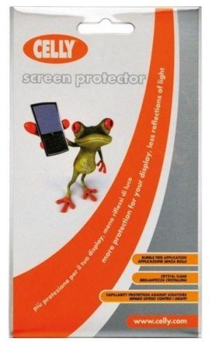 Ochranná fólie displeje CELLY Screen Protector pro Nokia C6-01, 2ks