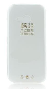 Silikonové pouzdro Ultra Slim 0,3mm pro HTC One (M9), čiré - VÝPRODEJ!!