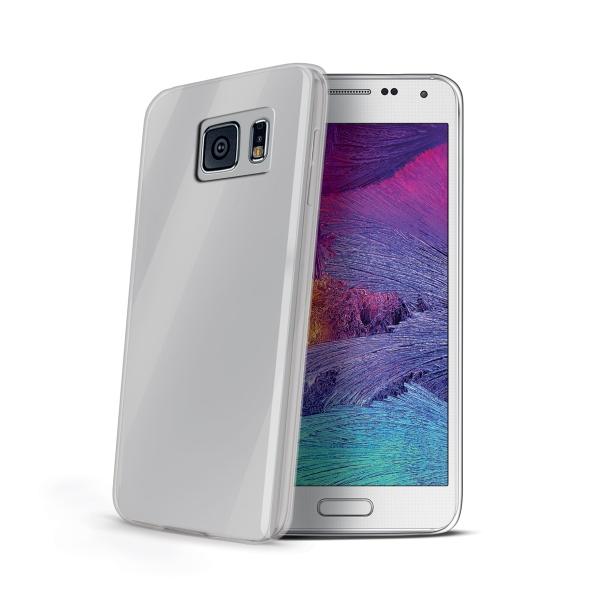 Pouzdro CELLY Gelskin pro Samsung Galaxy S6, transparentní