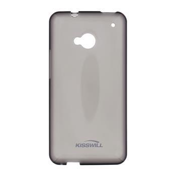 Kisswill silikonové pouzdro Nokia Lumia 530 černé