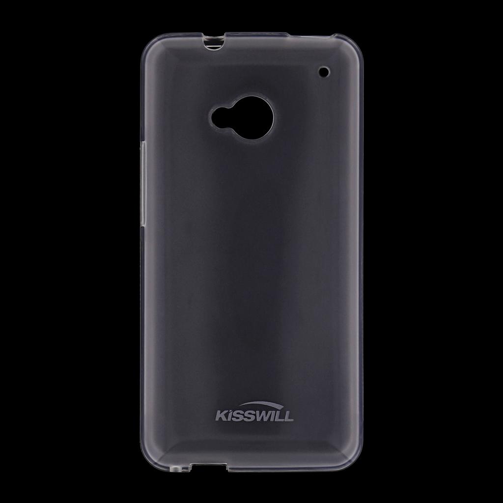Kisswill silikonové pouzdro Alcatel One touch Pop C7 bílé