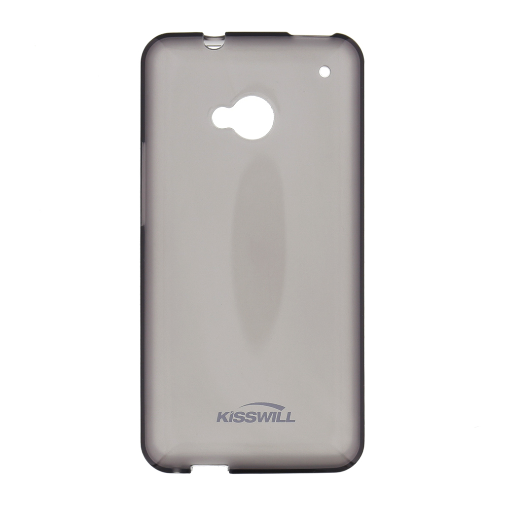 Kisswill silikonové pouzdro Alcatel Pop D5 černé