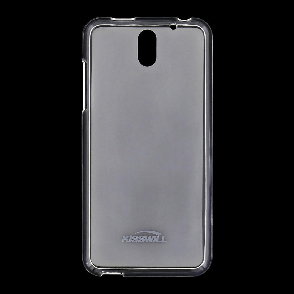 Kisswill silikonové pouzdro HTC Desire 610 bílé