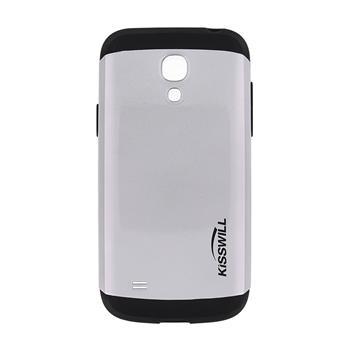 Pouzdro Kisswill Slim Armor pro Samsung S3 mini stříbrné