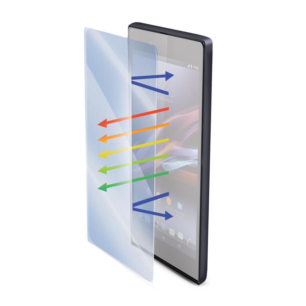 Tvrzené sklo na mobil pro Sony Xperia Z3+ / Z4 CELLY Glass