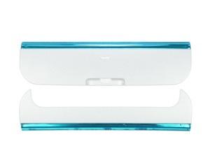 Spodní kryt a horní kryt pro Nokia X6, White-Blue - VÝPRODEJ!!