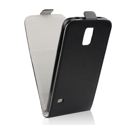 Pouzdro flip na Huawei P8 Lite ForCell Slim Flexi černé
