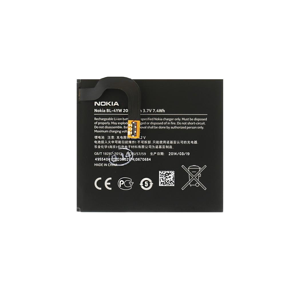 Baterie pro mobilní telefony BL-4YW 2000mAh Li-Ion Nokia