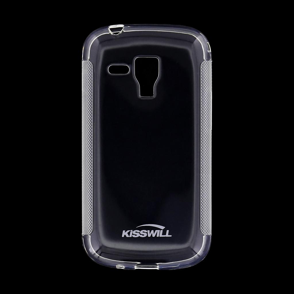 Pouzdro Kisswill silikonové pro Huawei Ascend Y635 čiré