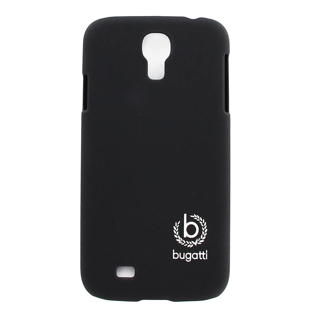Zadní kryt na Samsung Galaxy S4 Bugatti Clip on Cover černé