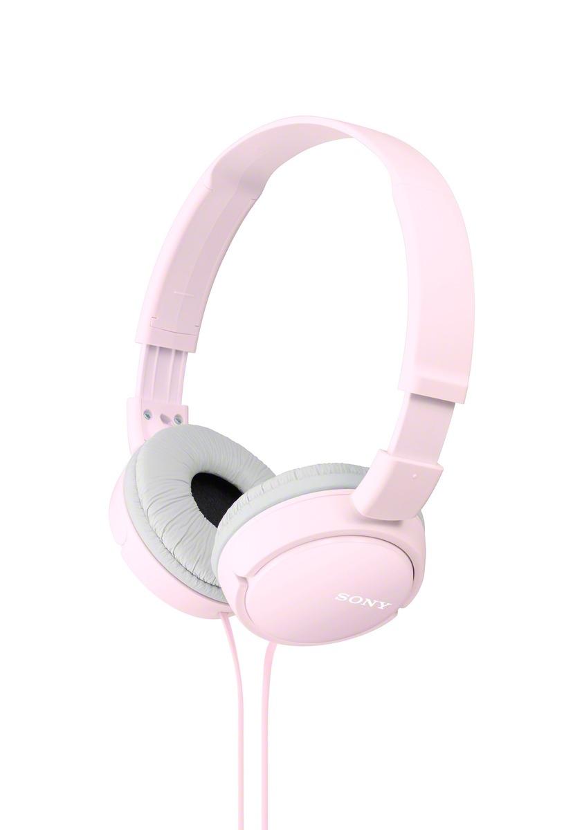 Sluchátka SONY MDR-ZX110 růžové