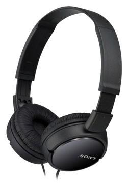 Sluchátka SONY MDR-ZX110 black