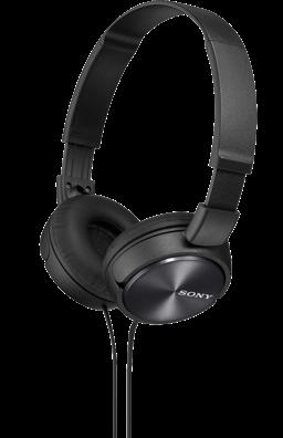 Sluchátka SONY MDR-ZX310 černé
