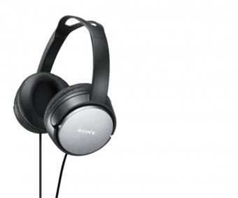 Sluchátka SONY MDR-XD150 černá