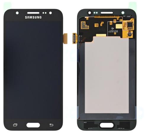 LCD display + dotyková deska Black pro Samsung J500 Galaxy J5 - originál