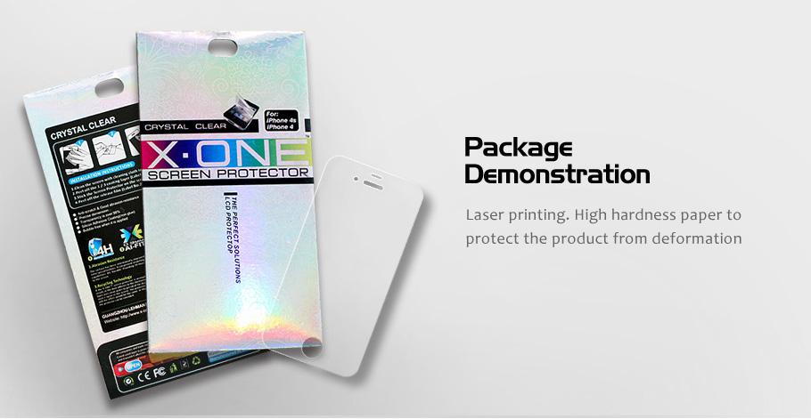 Ochranná folie Crystal Clear pro Samsung Galaxy Core 2 G355, X-One