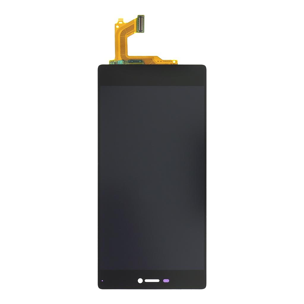 LCD Display + dotyková deska pro Huawei Ascend P8, černá