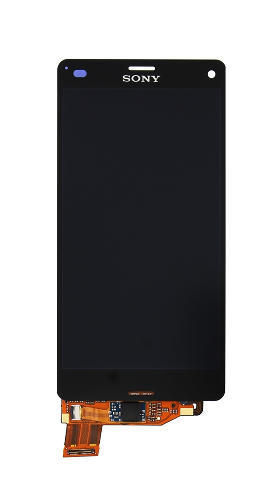 LCD Display + dotyková deska Black pro Sony D5803 Xperia Z3 Compact - originál