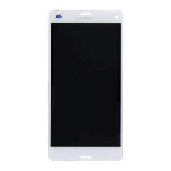 LCD Display + dotyková deska pro Sony D5803 Xperia Z3 Compact, White