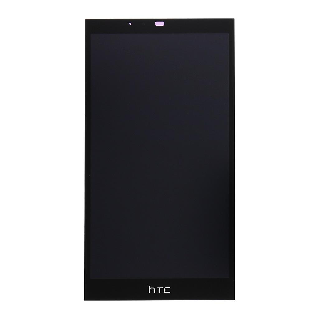 LCD Display + dotyková deska + přední kryt Black pro HTC Desire 626 - originál