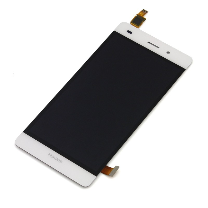 LCD Display + dotyková deska White pro Huawei Ascend P8 Lite - originál
