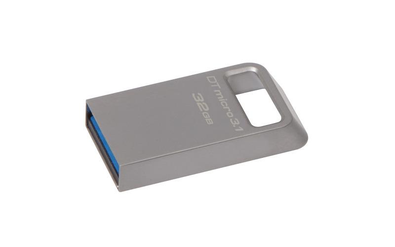 Flash disk Kingston 32GB USB 3.1/3.0 DT Mini 100/15MB/s
