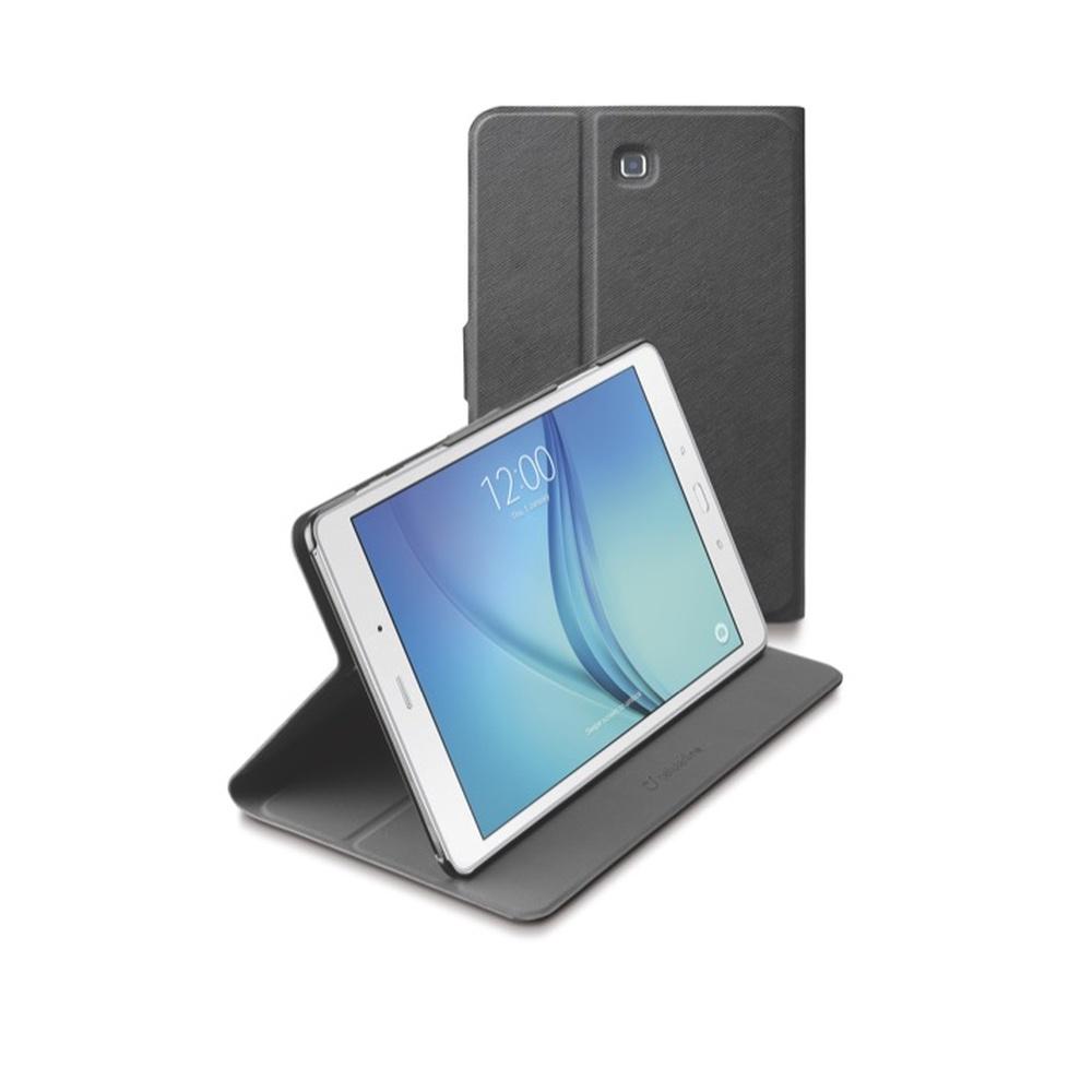 Pouzdro na Samsung Galaxy Tab E 9.6 CellularLine Folio černé