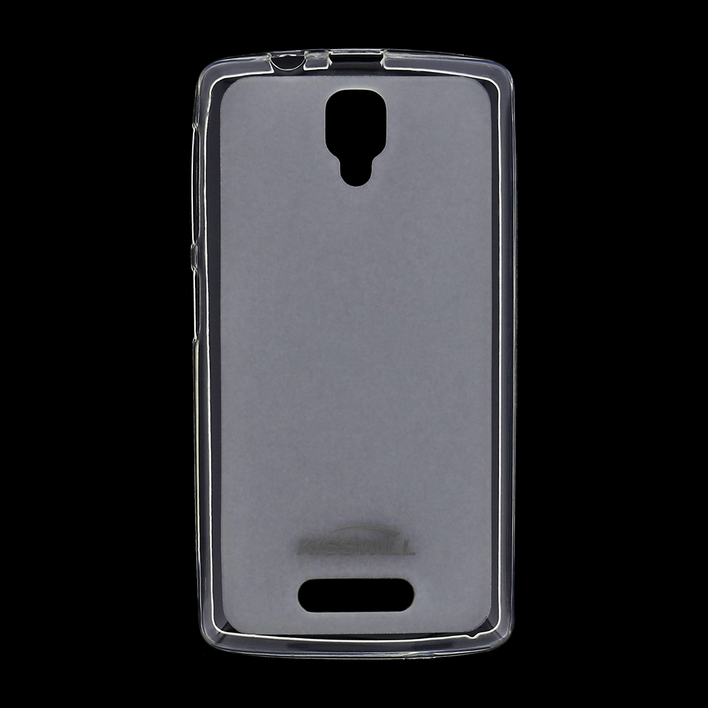 Silikonové pouzdro Kisswill pro Lenovo A1000 Transparent