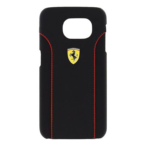 Ferrari Fiorano Hard Case Samsung Galaxy S6 FEDA2IHCS6BL černý