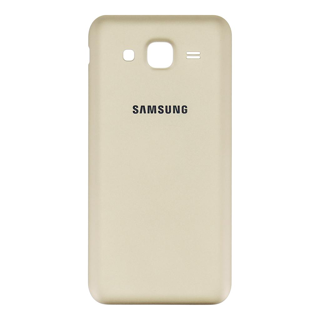 Zadní kryt baterie na Samsung Galaxy J5 zlatý