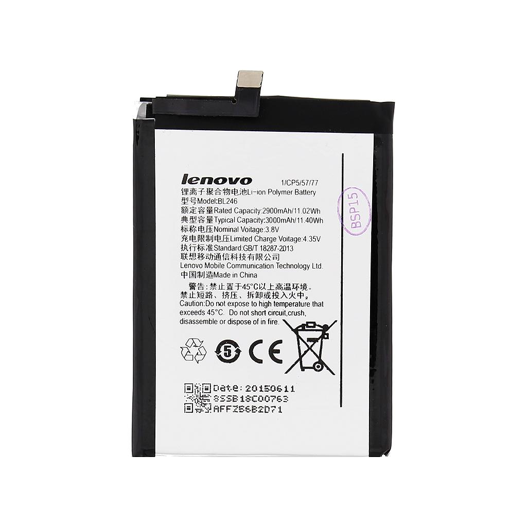 Original baterie Lenovo BL246, 3000mAh Li-Pol