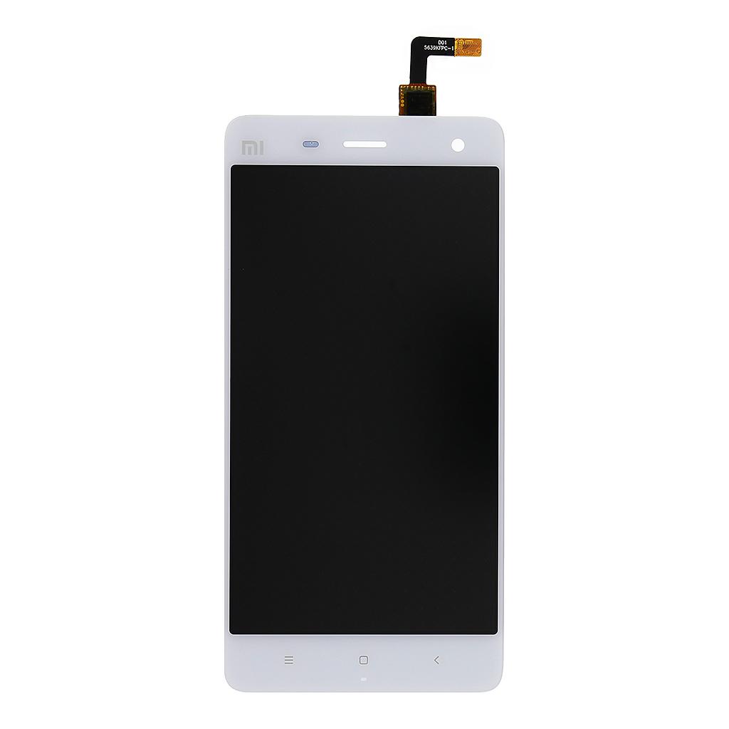 LCD + dotyková deska pro Xiaomi Mi4, white OEM