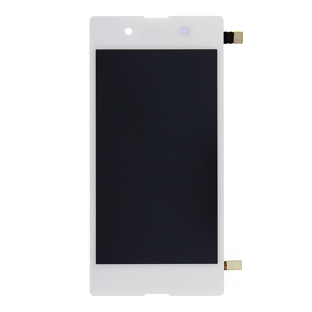 LCD display + dotyková deska pro Sony D2203 Xperia E3, bílá