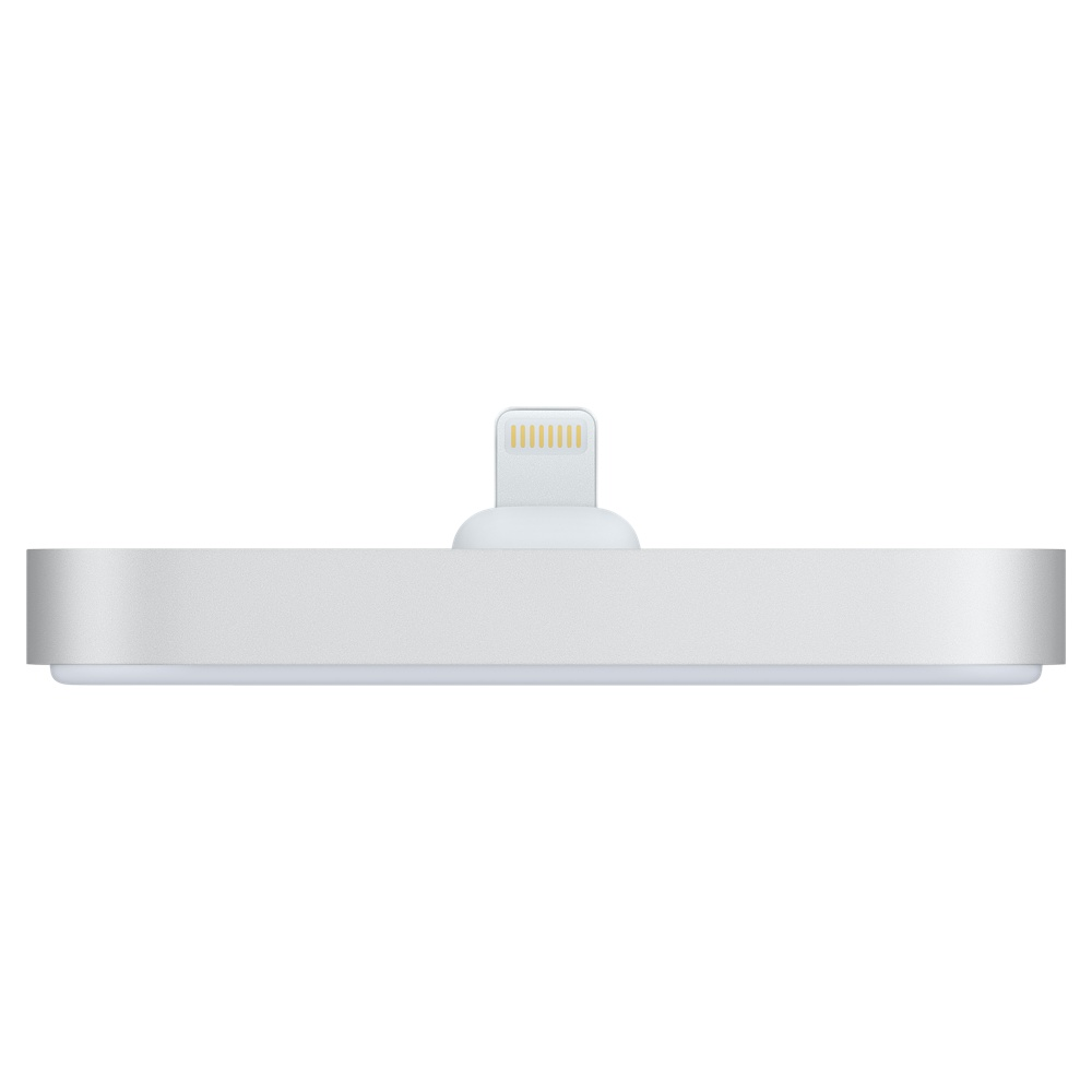 Apple iPhone Lightning Dock Silver (ML8J2ZM/A)