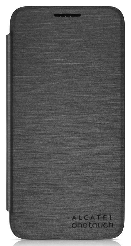 Flip pouzdro na ALCATEL ONETOUCH 4013D Pixi 3 (4) černé