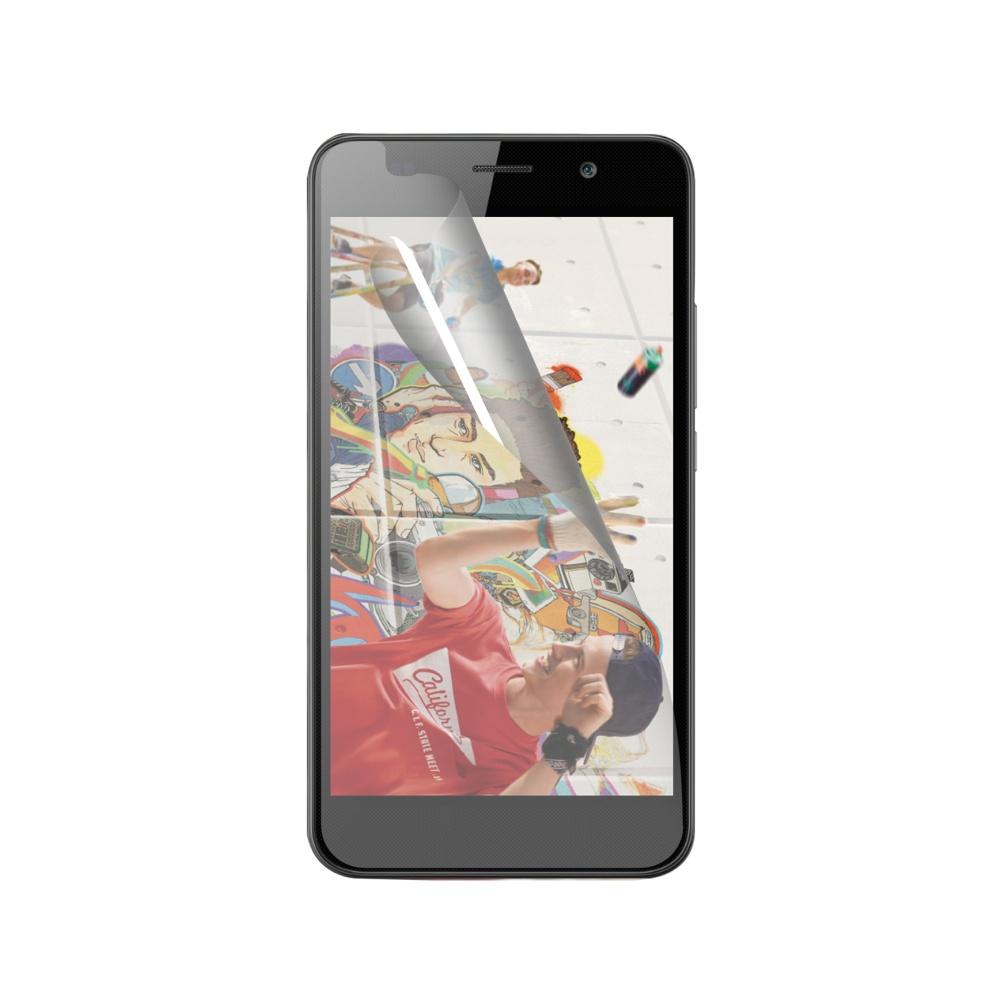 Prémiová ochranná fólie CELLY na Huawei Y6 lesklá 2ks