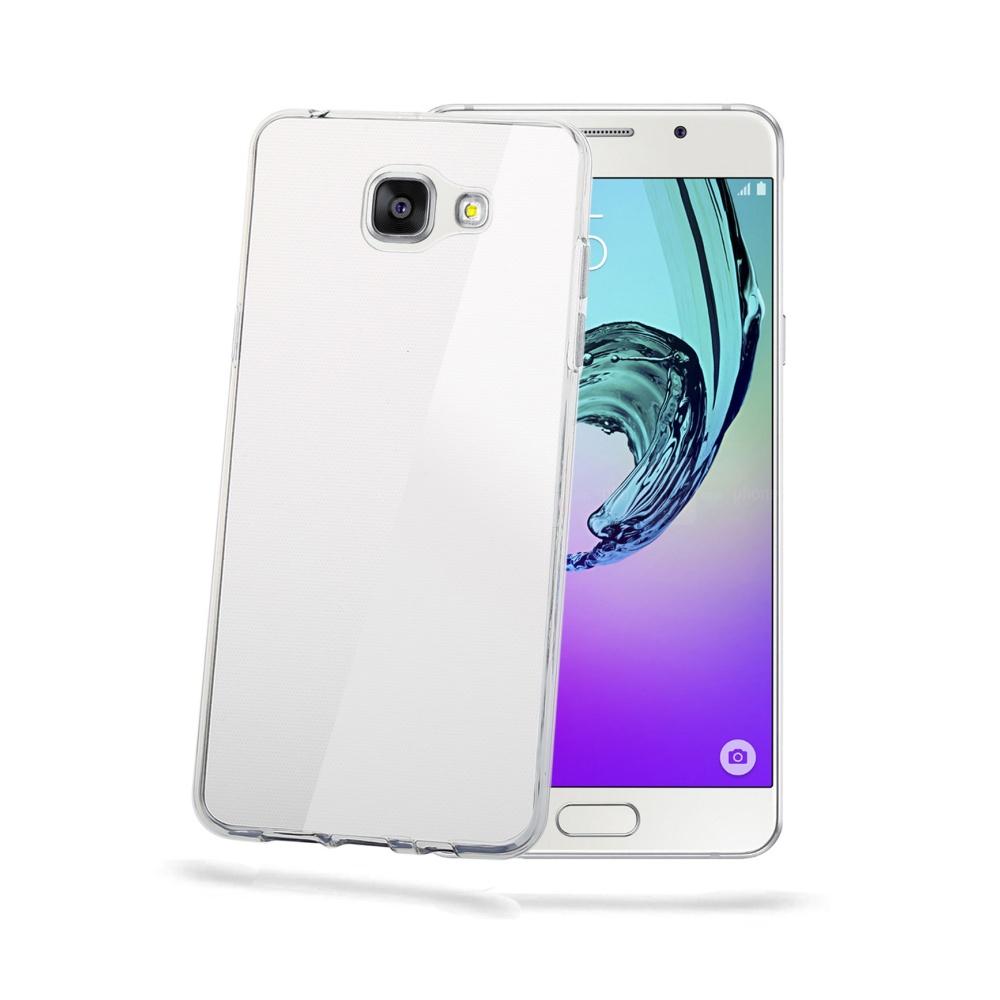 CELLY Gelskin silikonové pouzdro Samsung Galaxy A7 (2016) čiré