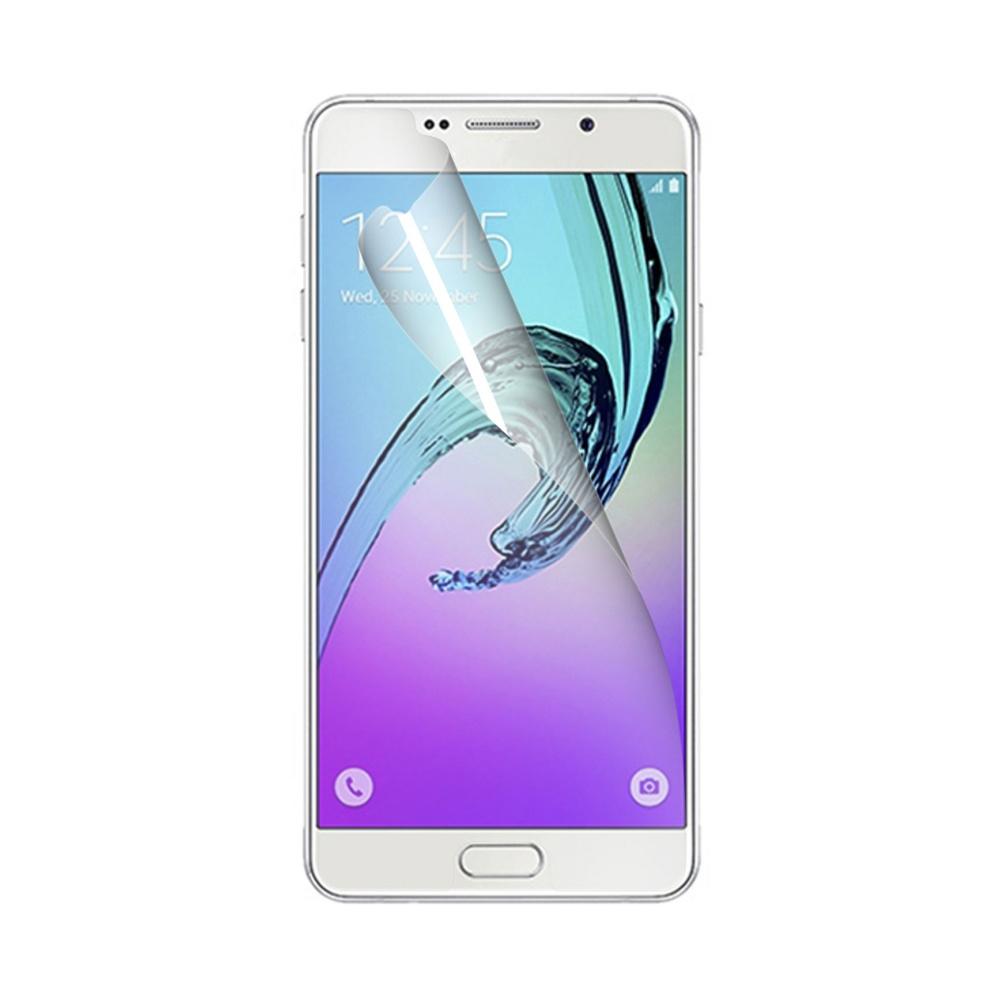 CELLY Prémiová ochranná fólie Samsung Galaxy A7 (2016) 2ks lesklá