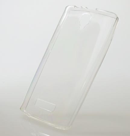 Pouzdro Forcell Ultra Slim 0,3 mm Lenovo A6000 čiré
