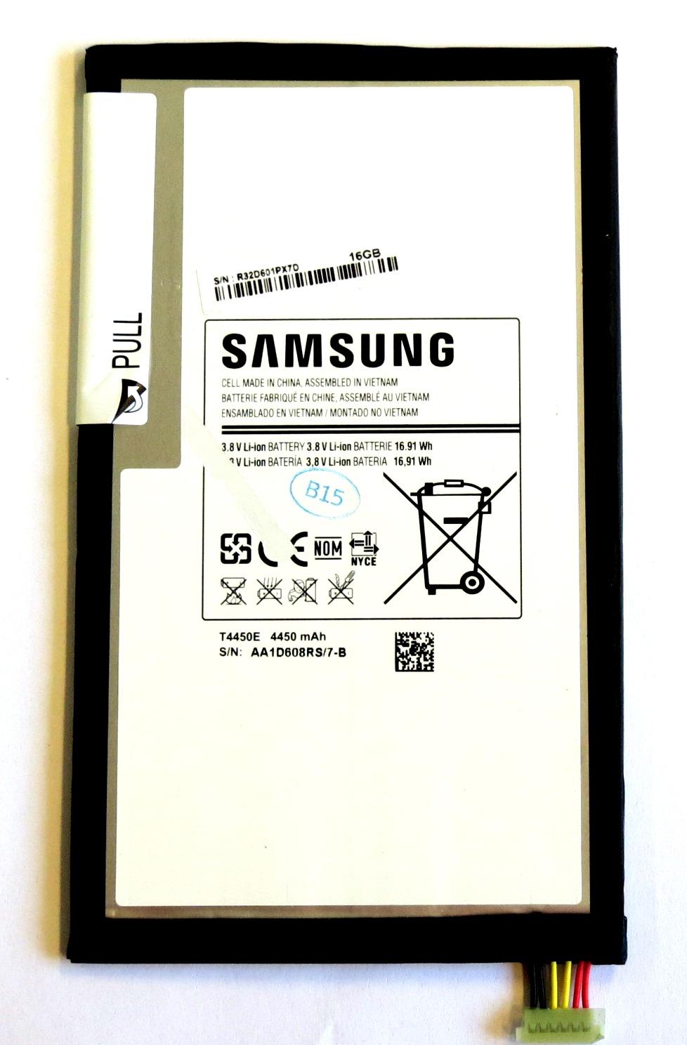 Baterie Samsung T4450E, 4450mAh Li-Ion