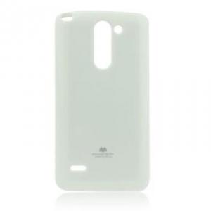 Pouzdro Mercury Jelly Case pro LG V10 H960A bílé