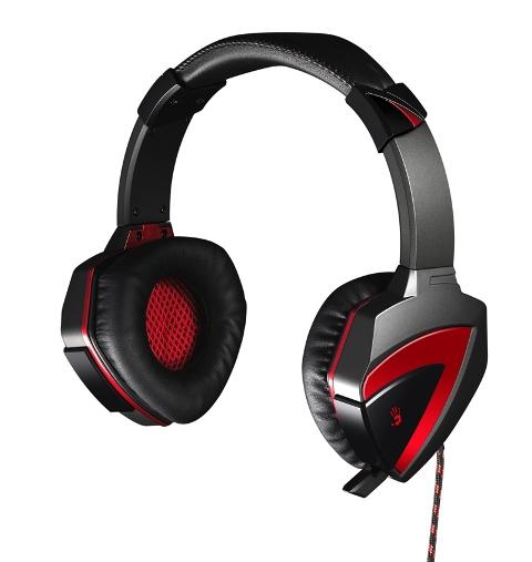 Herní sluchátka A4tech Bloody G501 7.1