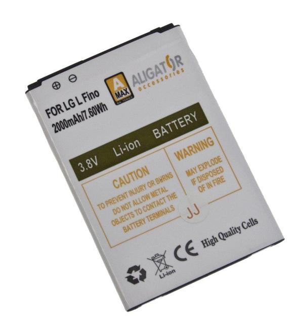 Baterie Aligator BL-41ZH pro LG Leon/L Fino, 2000mAh