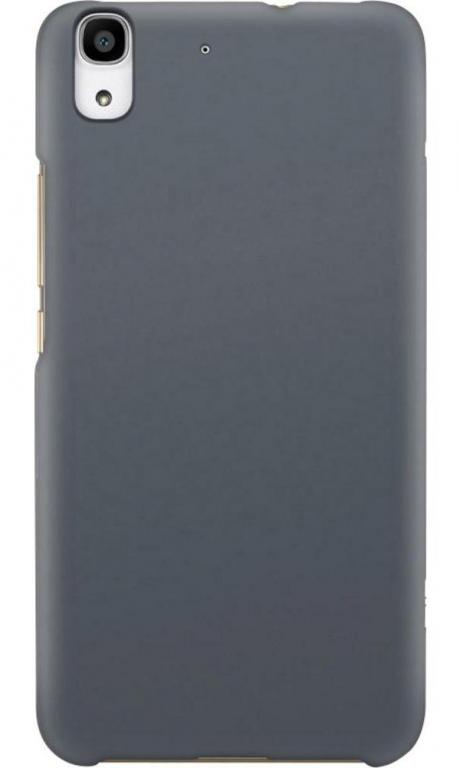 Original kožené pouzdro pro Huawei Mate 8 černé