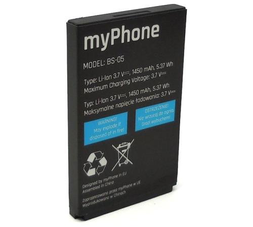 Baterie myPhone pro myPhone HAMMER 2 Li-Ion, 1450mAh